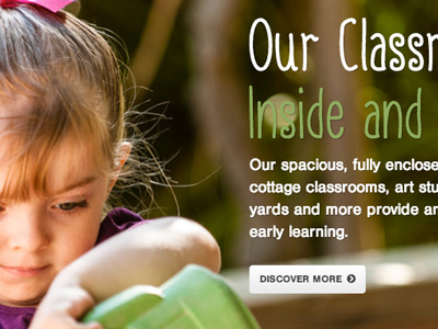 Page Elements: Preschool Header