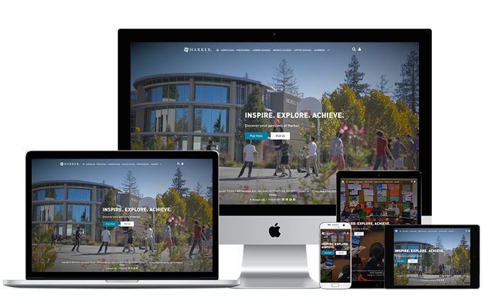 Web Design: Corporate Redesign