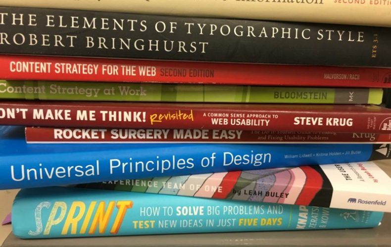 30 UX Books You Should (Probably) Have On Your Shelf